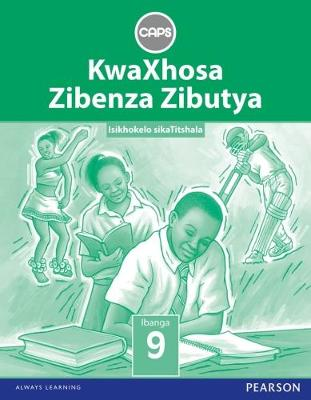 Picture of KwaXhosa zibenza zibutya CAPS: Gr 9: Teacher's guide : Home language
