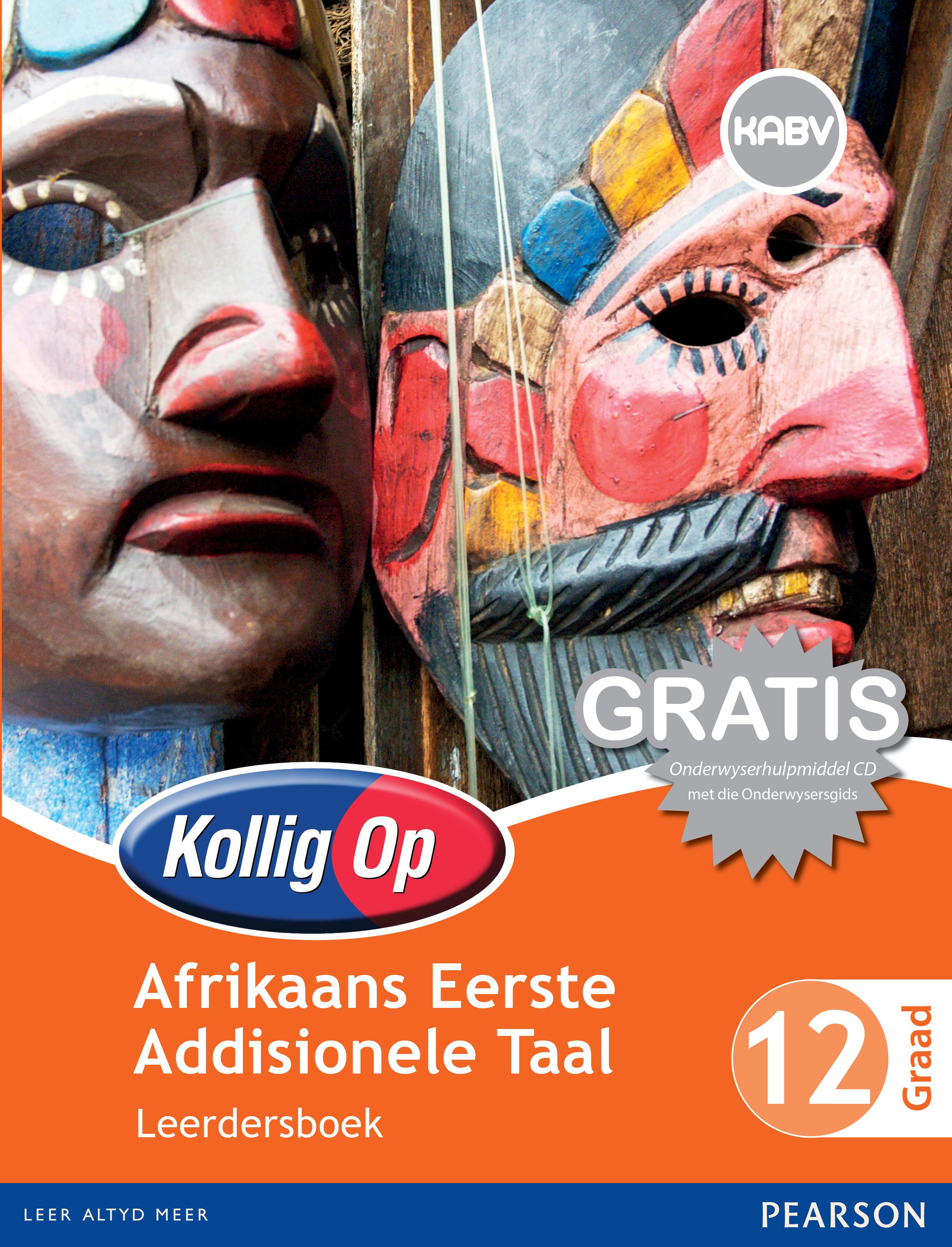 Picture of Kollig Op Afrikaans Eerste Addisionele Taal: Graad 12: Leerdersboek