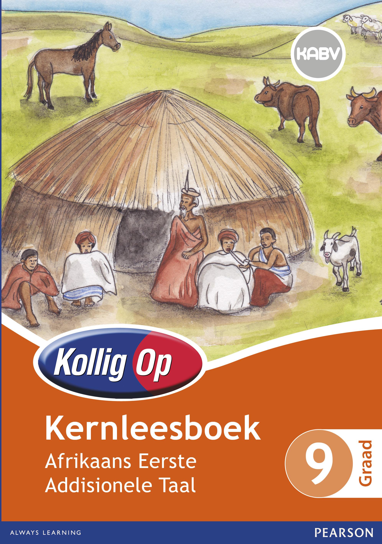 Picture of Kollig Op Afrikaans CAPS: Kollig Op Afrikaans Eerste Addisionele Taal: Graad 9: Kernleesboek Gr 9: Leesboek