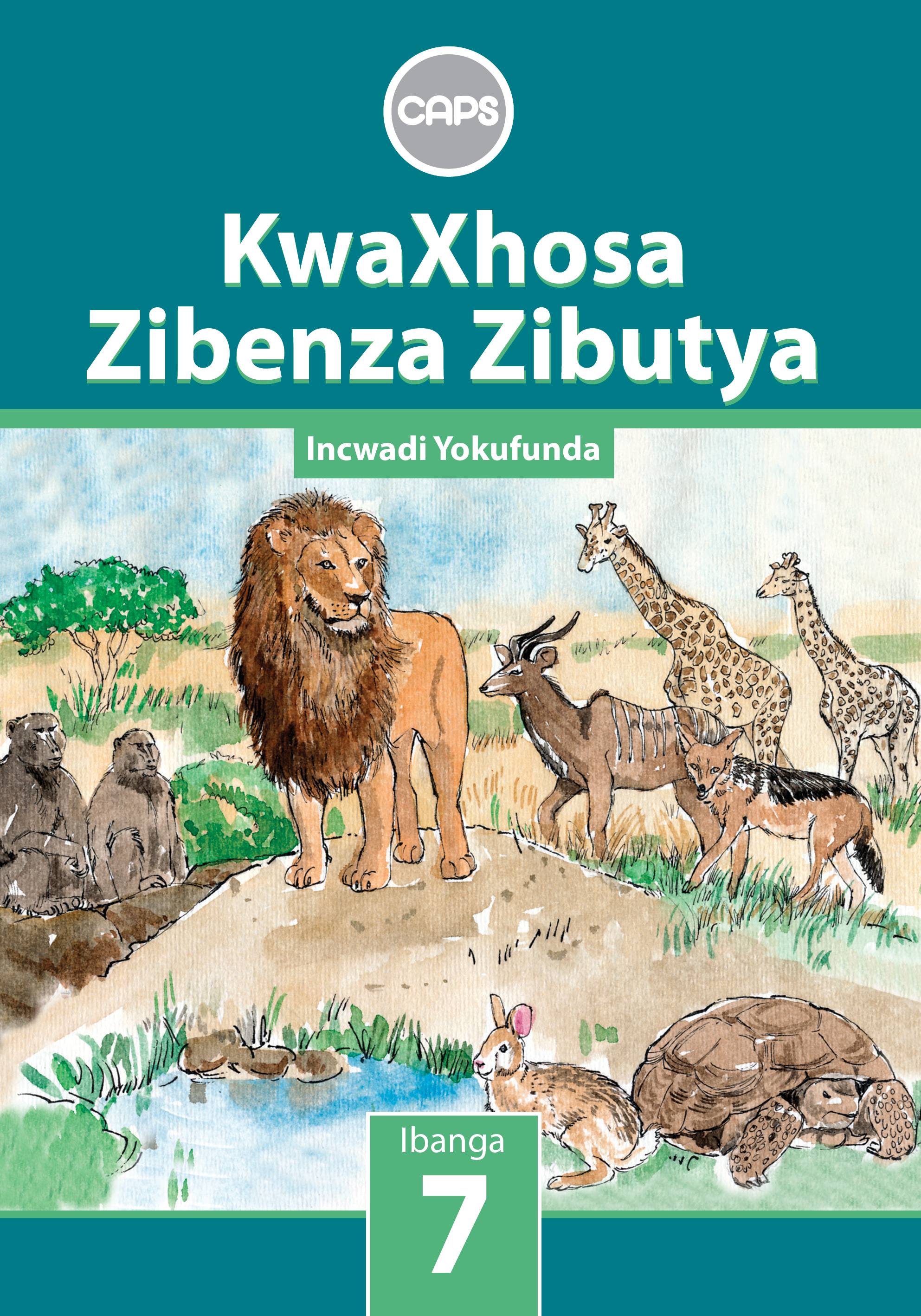 Picture of KwaXhosa zibenza zibutya CAPS: Gr 7: Core reader : Home language