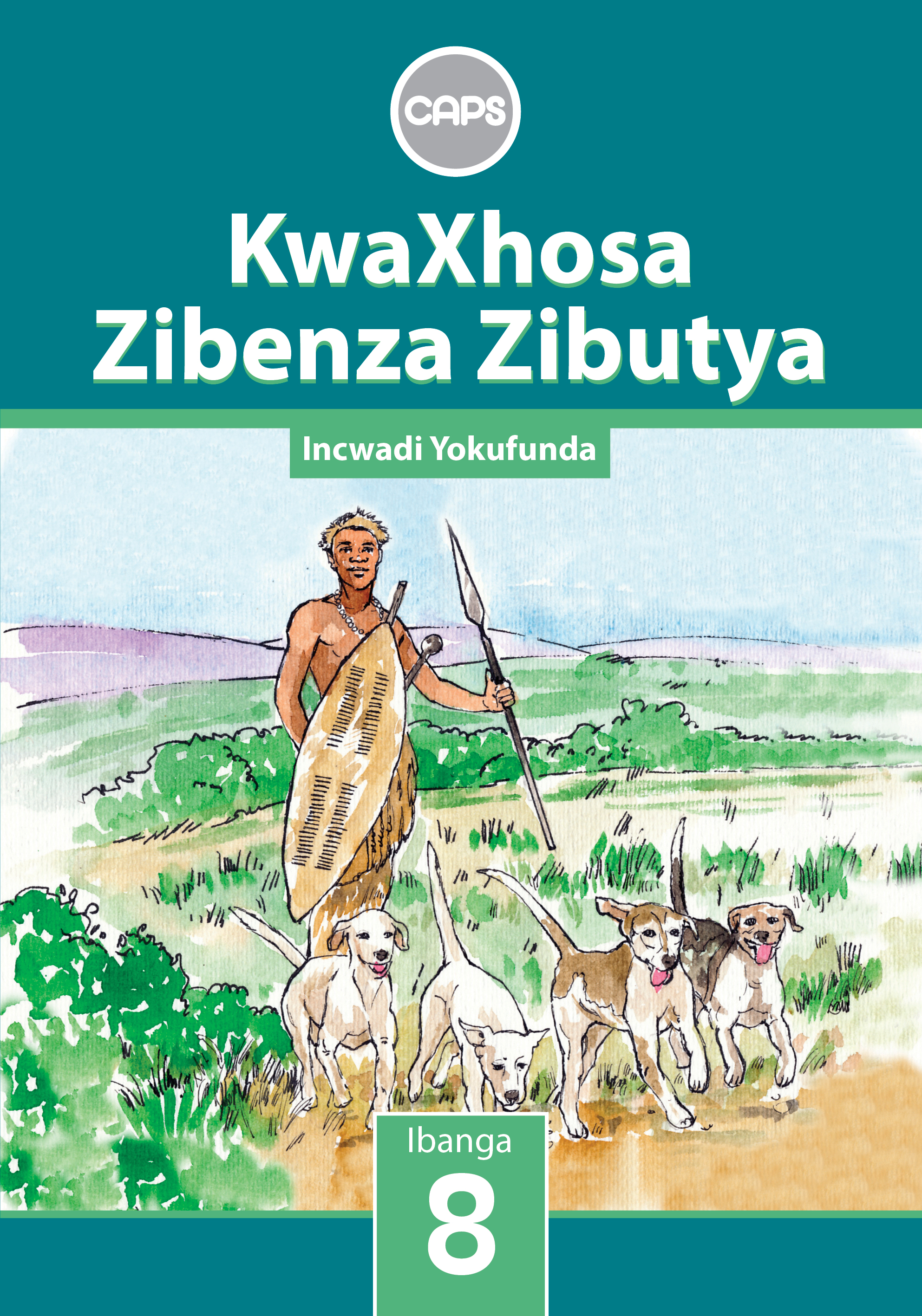 Picture of KwaXhosa zibenza zibutya CAPS: Gr 8: Core reader : Home language