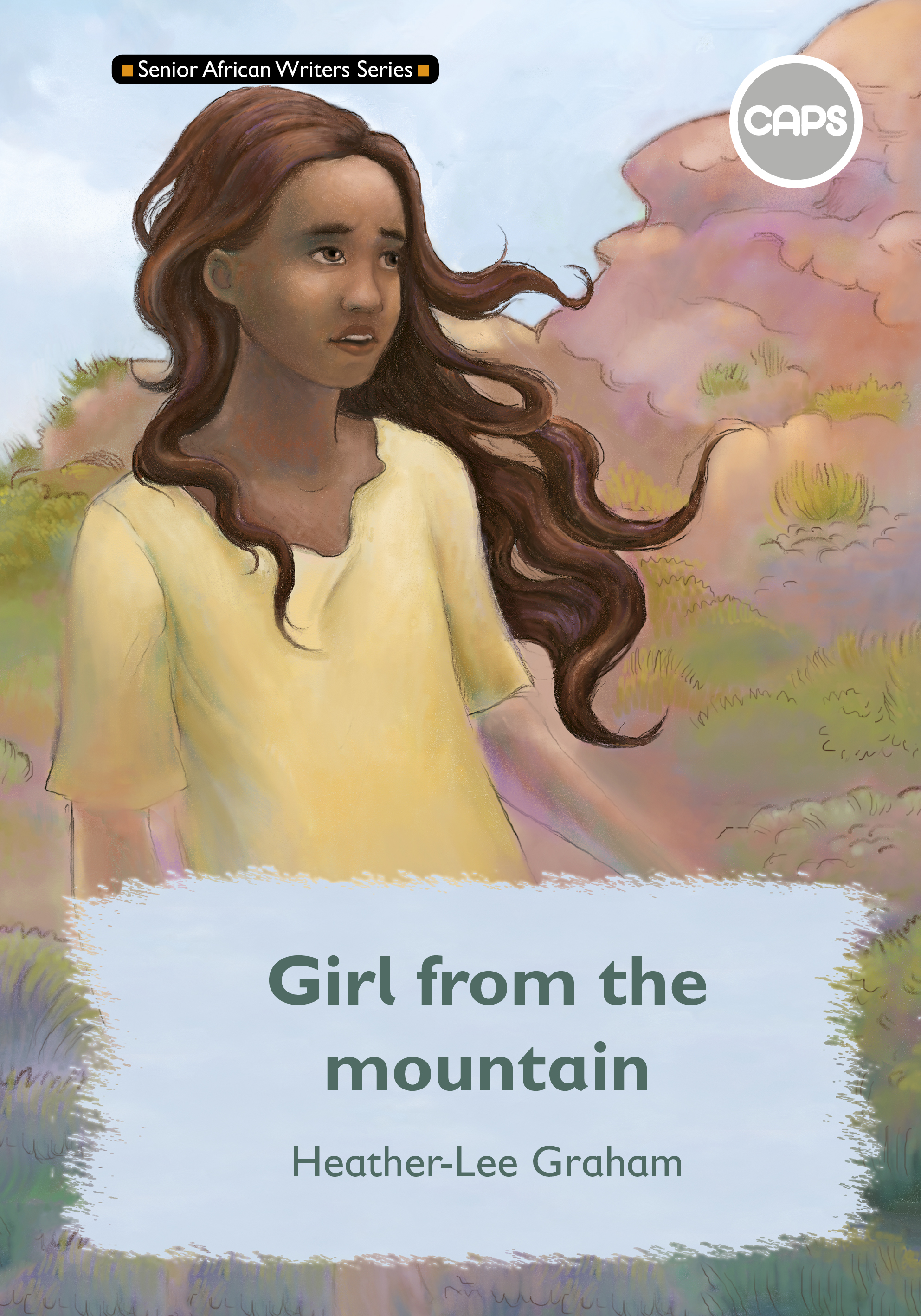 Picture of Girl from the mountain CAPS: Grade 7 : Home language