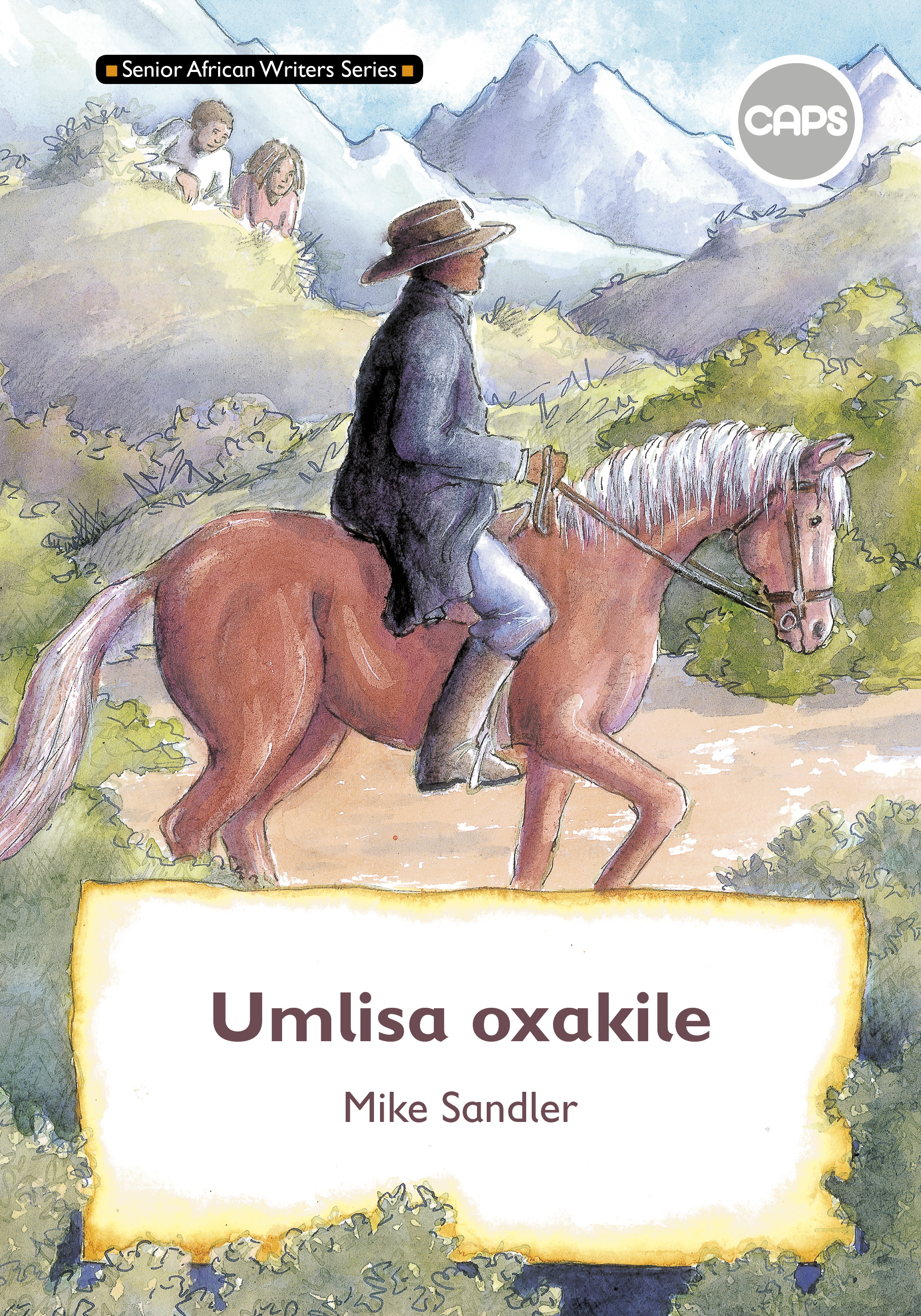 Picture of Umlisa Oxakile CAPS: Grade 7 : Home language