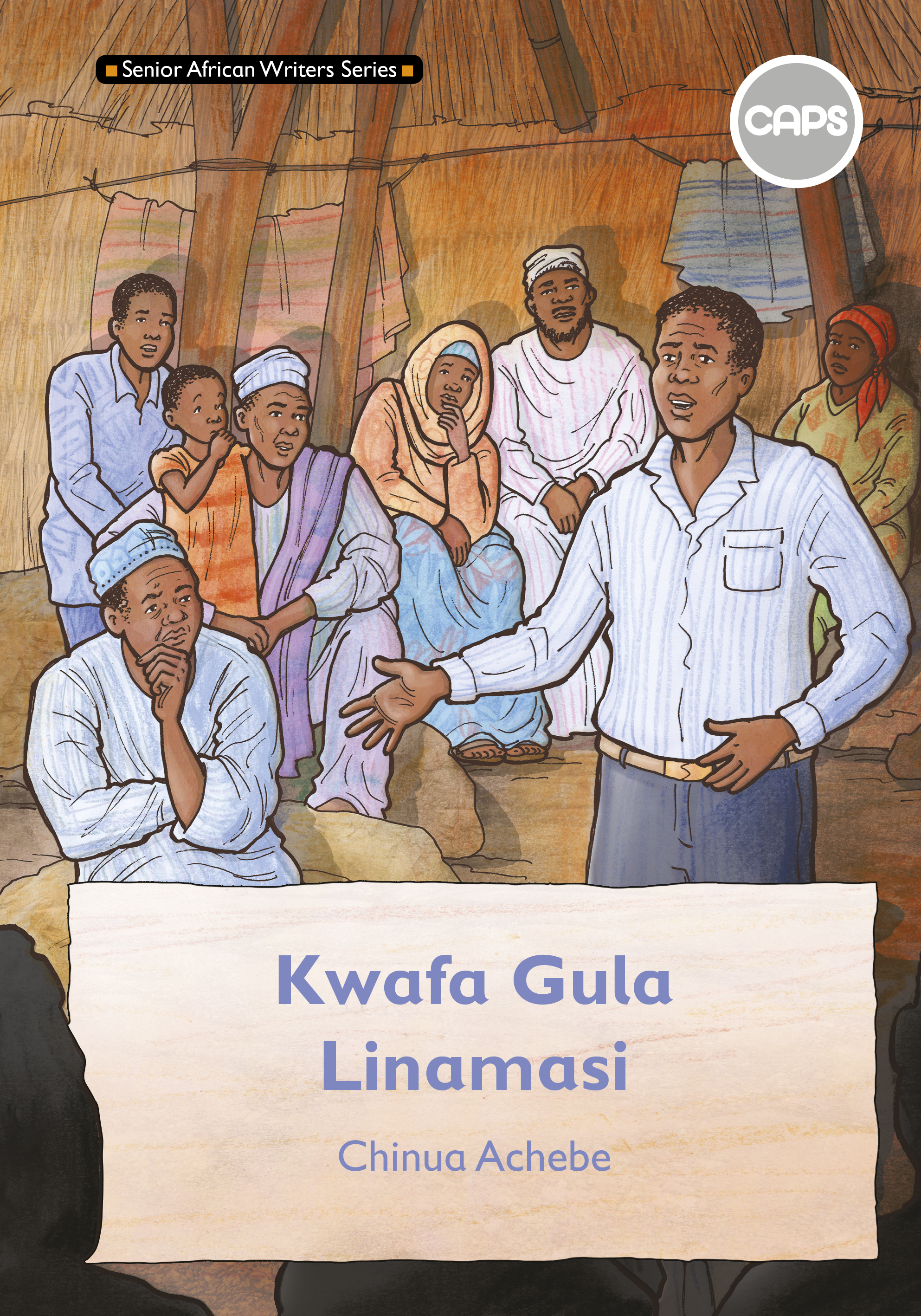 Picture of Kwafa gula linamasi CAPS: Grade 9 : Home language