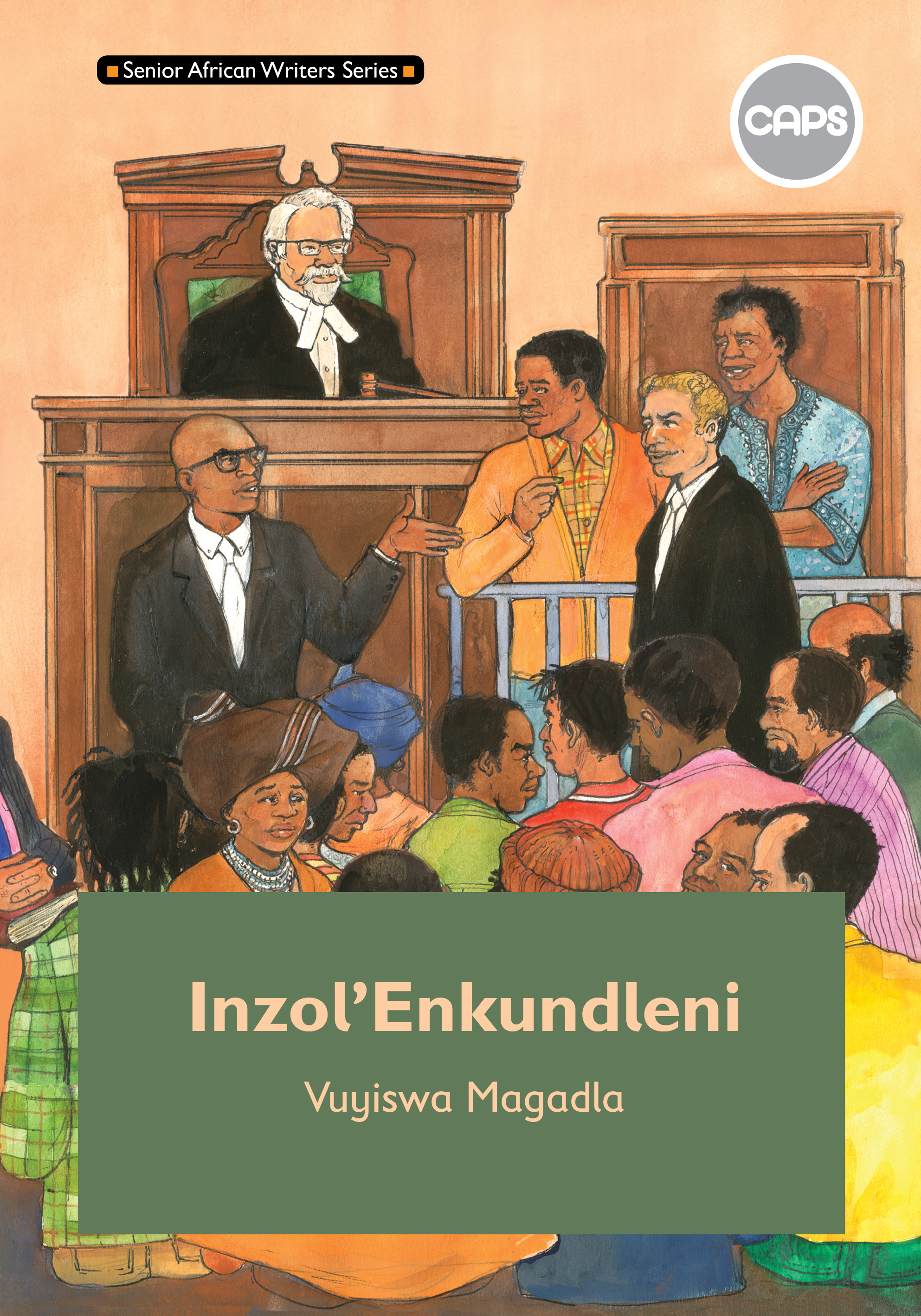Picture of Inzol'Enkundleni CAPS: Grade 8 : Home language