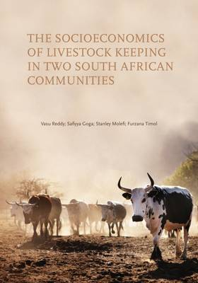 Picture of The socioeconomics of livestock keeping in two South African communities