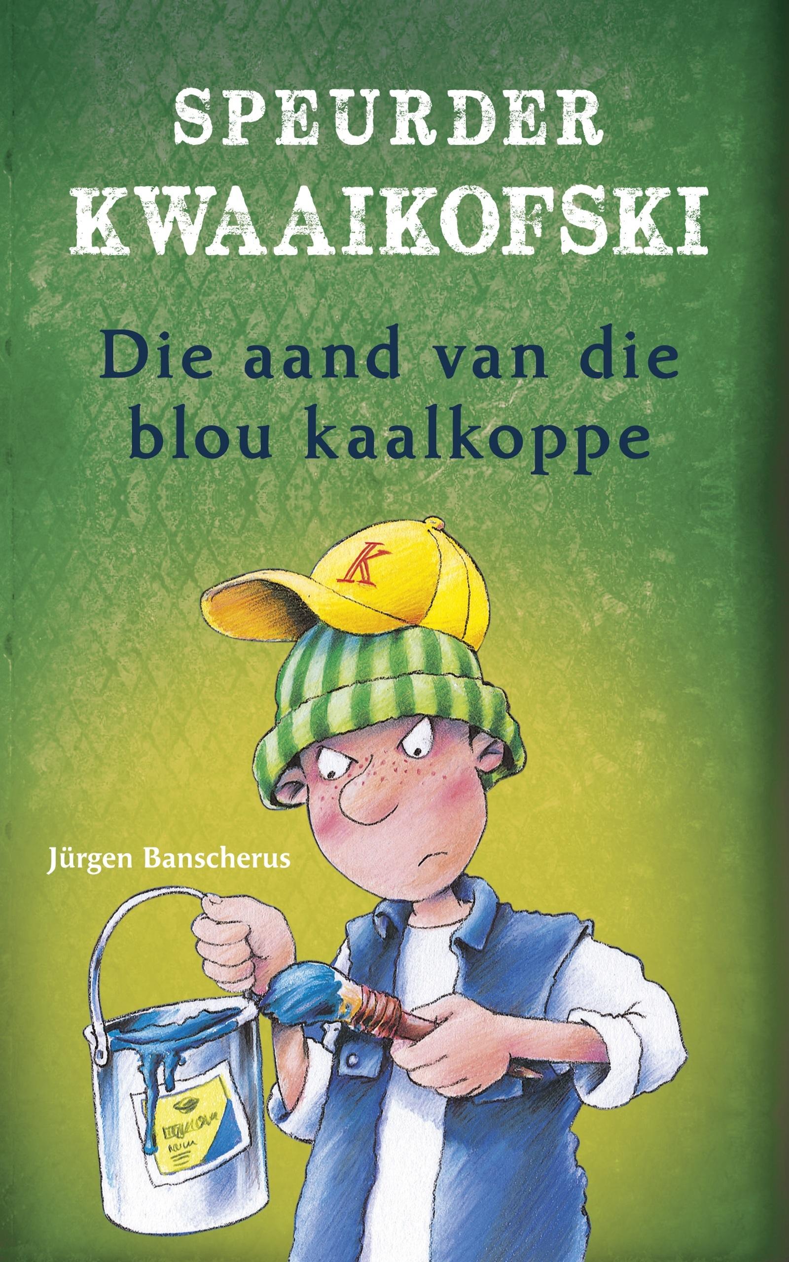Picture of Die nag van die Blou Kaalkoppe: Boek 4