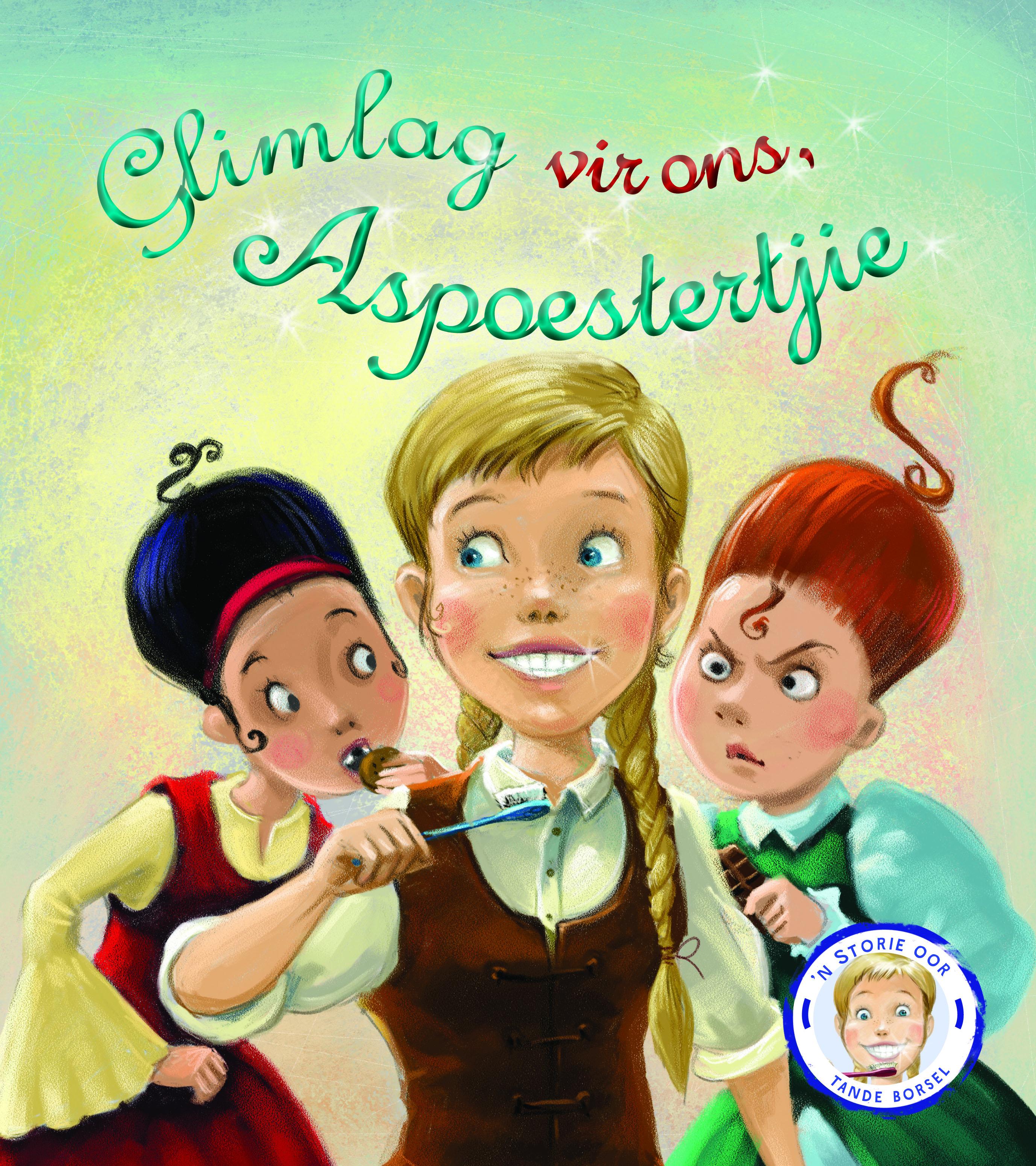 Picture of Glimlag vir ons, Aspoestertjie