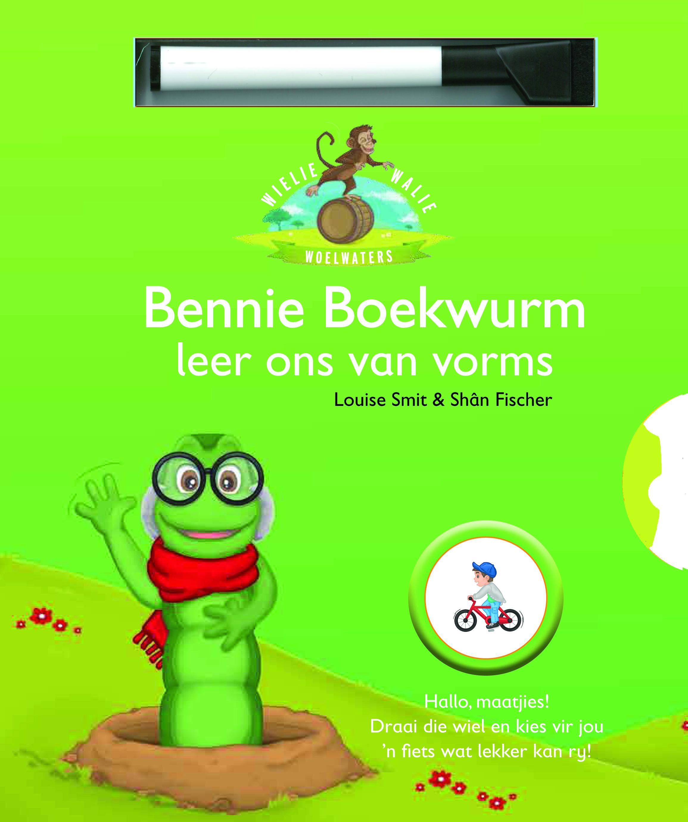 Picture of Bennie Boekwurm leer ons van vorms
