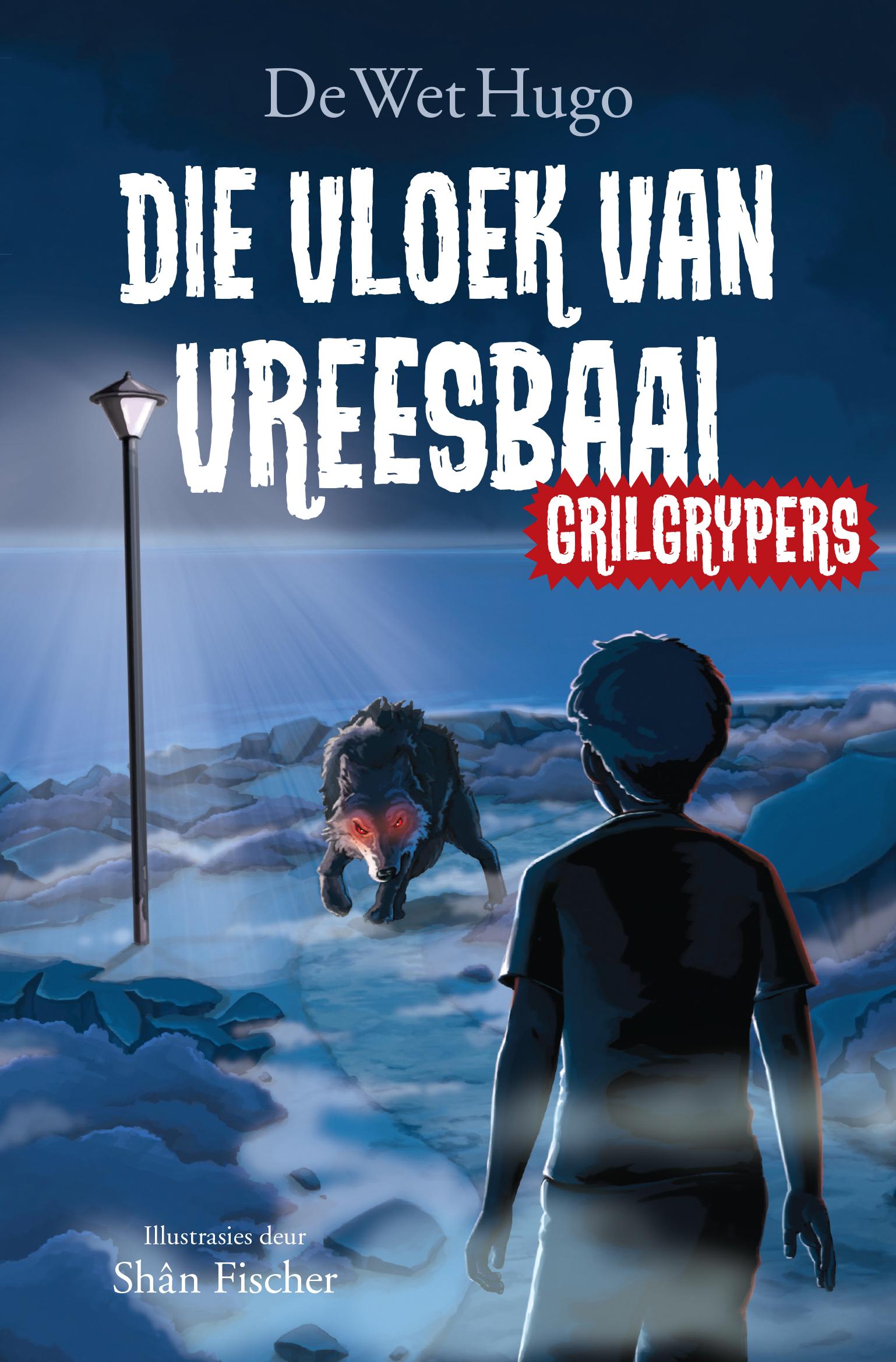 Picture of Grilgrypers 1: Die vloek van Vreesbaai
