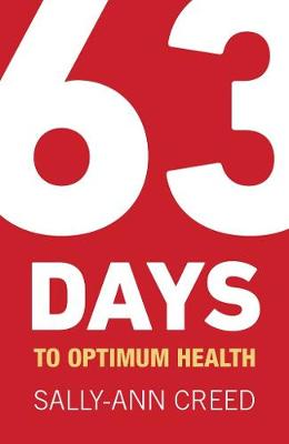 Picture of 63 days to optimum health