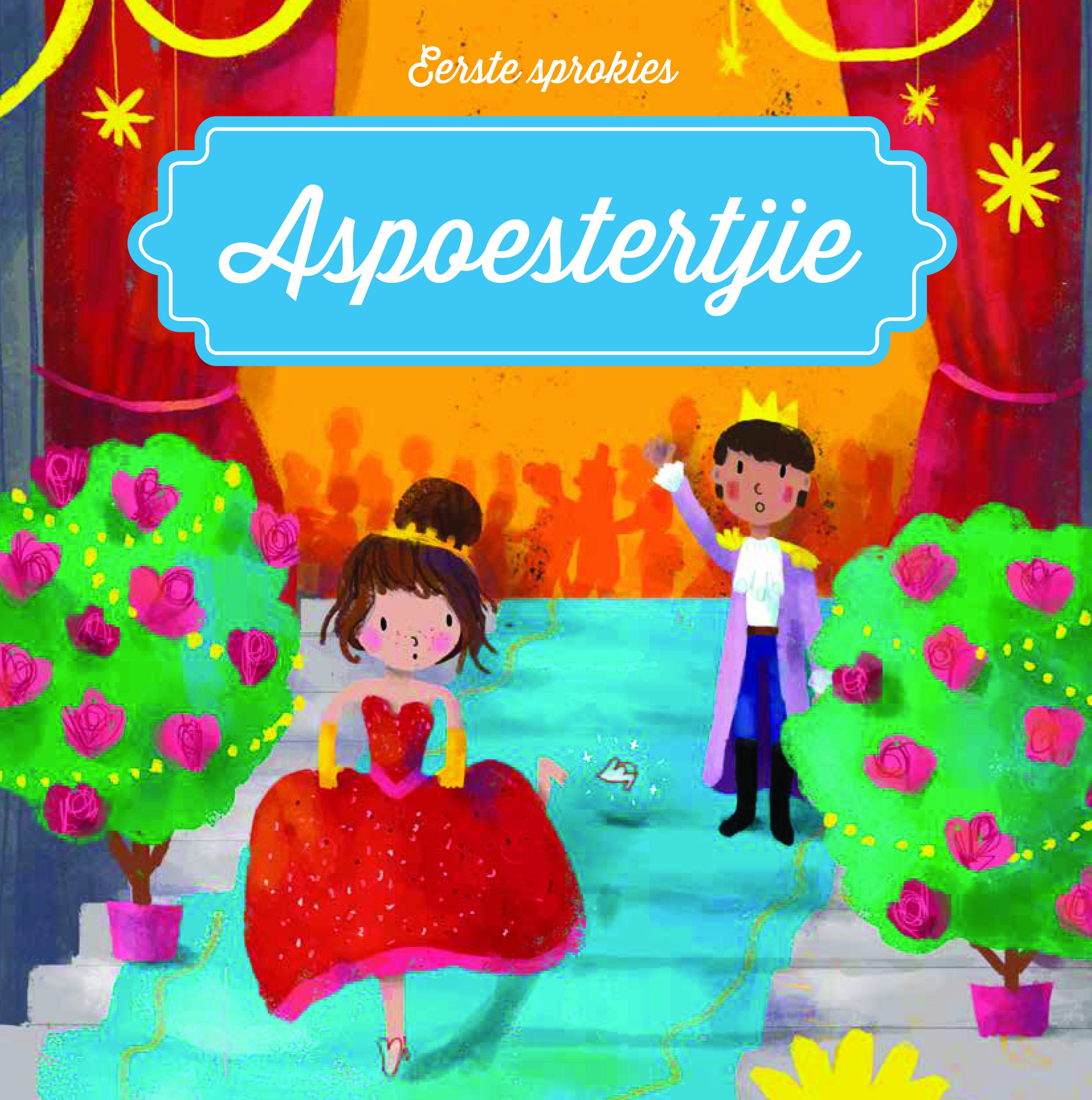 Picture of Eerste sprokies: Aspoestertjie