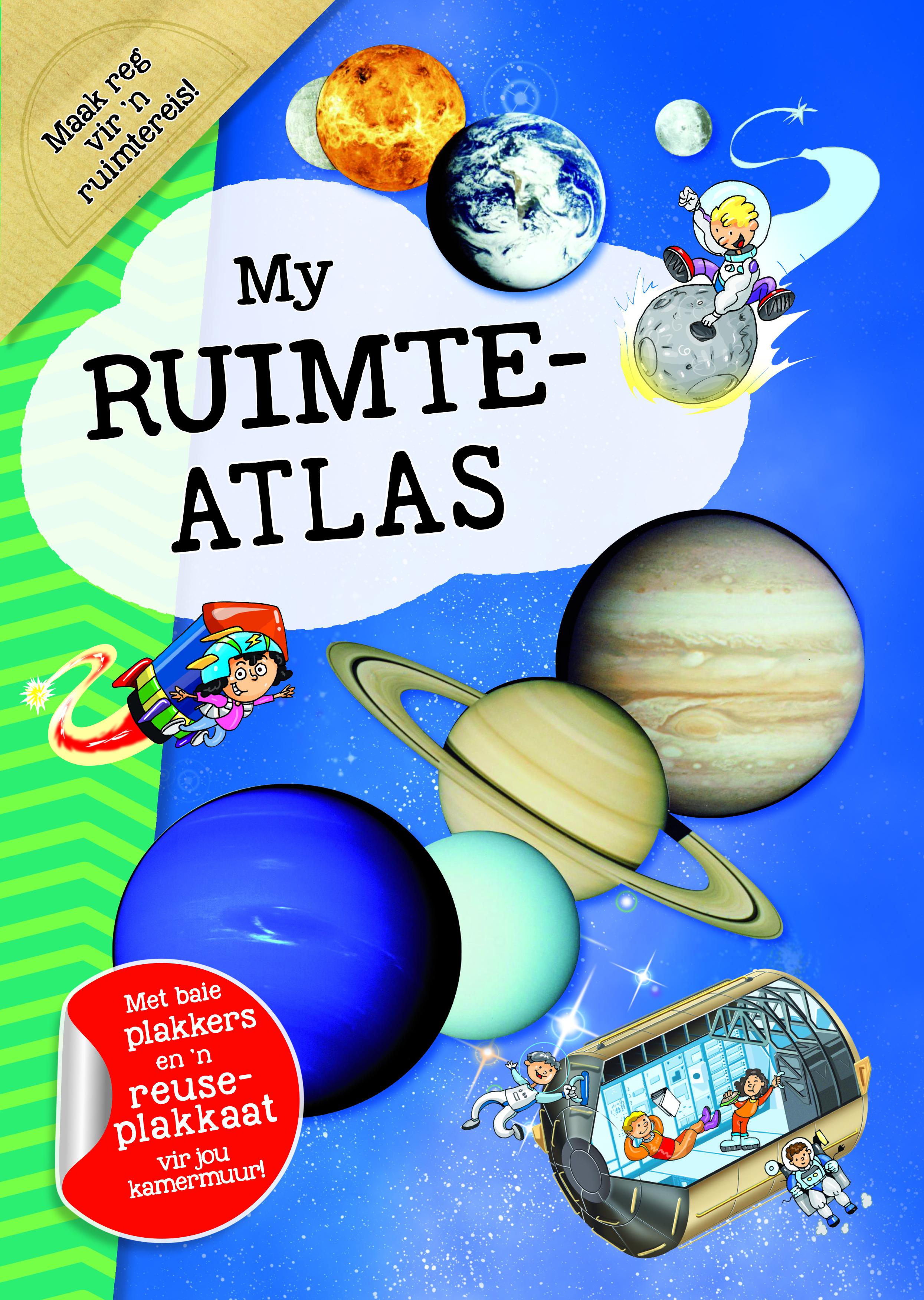 Picture of My ruimte-atlas