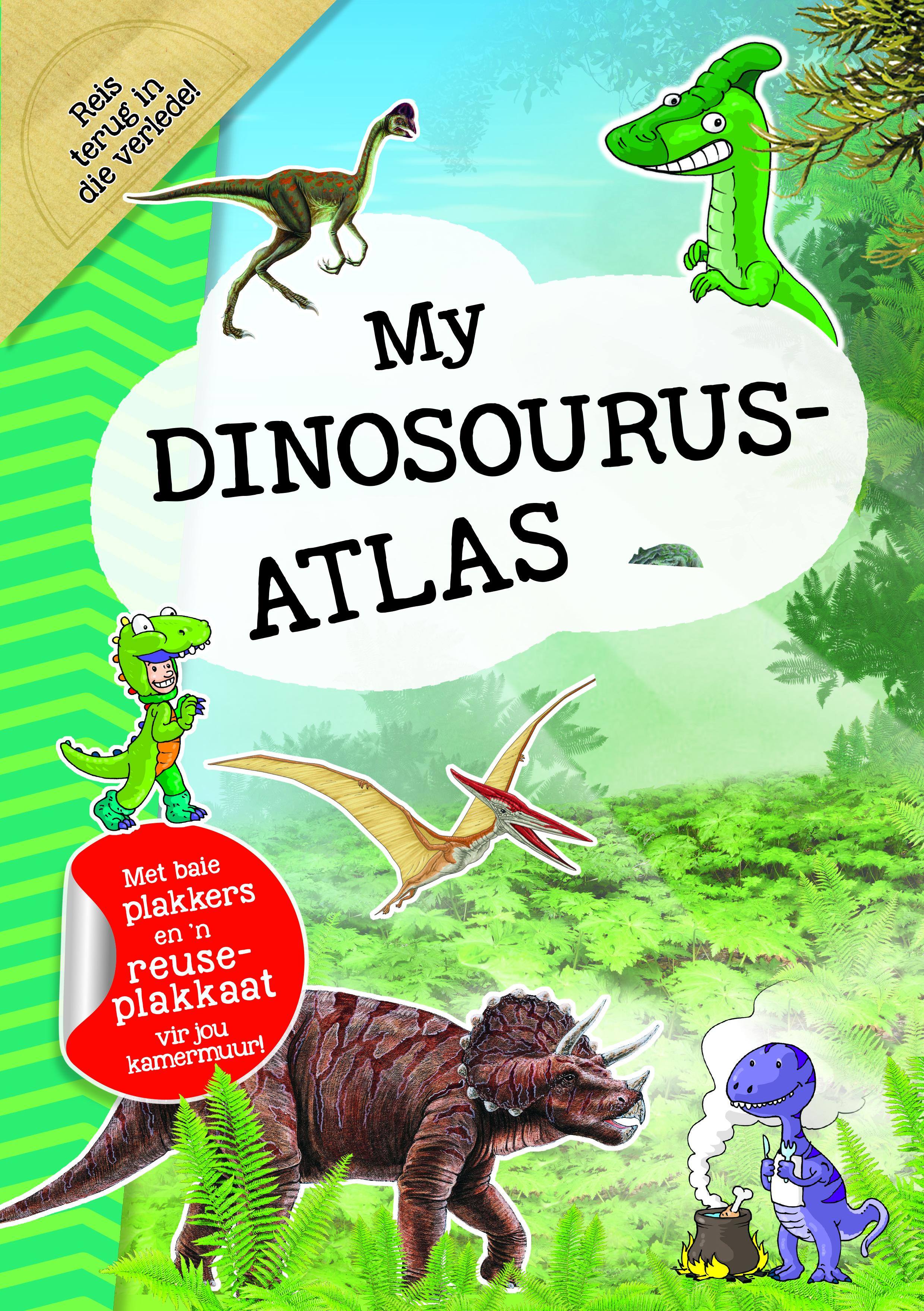 Picture of My dinosourus-atlas