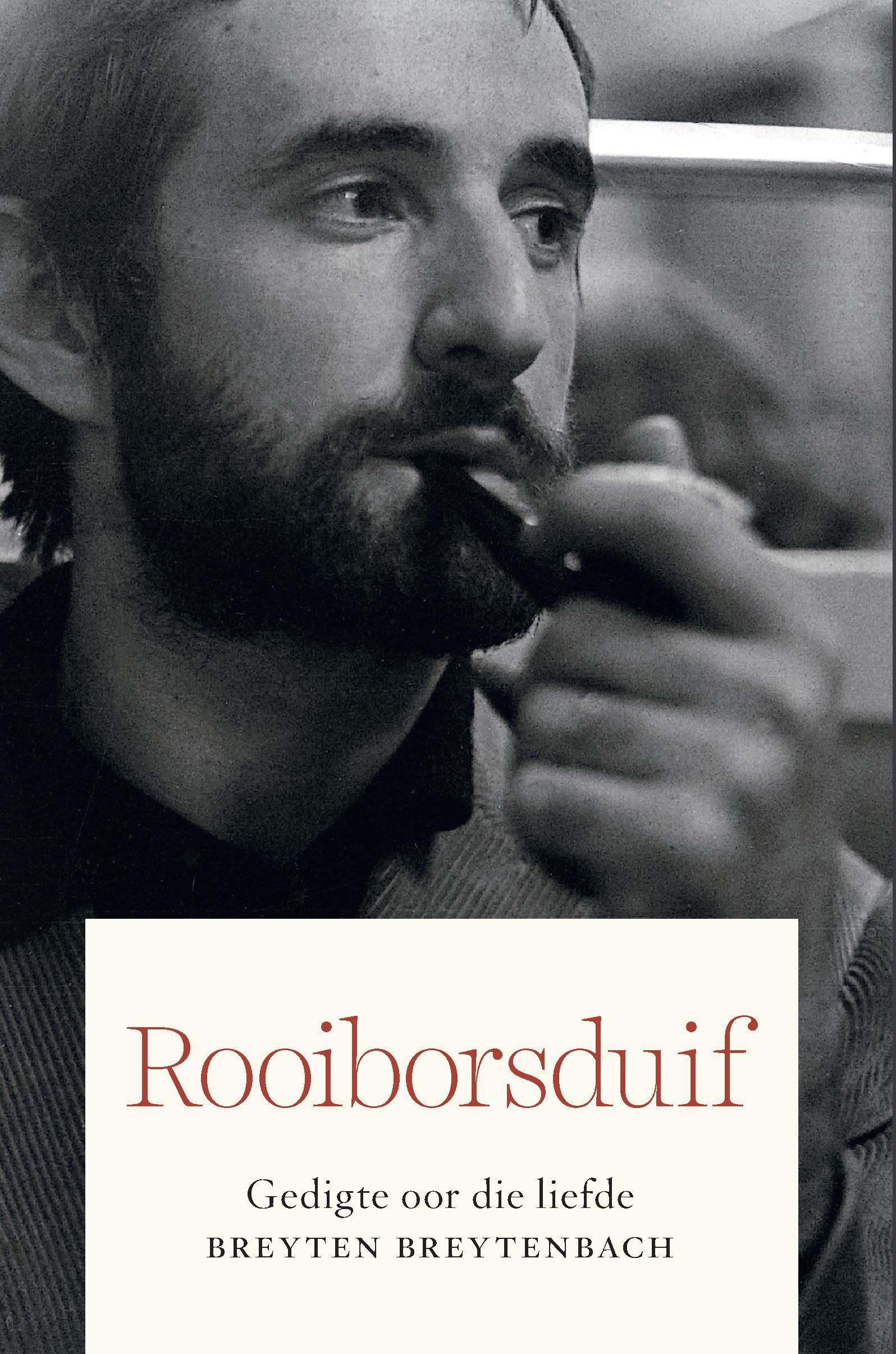 Picture of Rooiborsduif : Gedigte Oor die Liefde