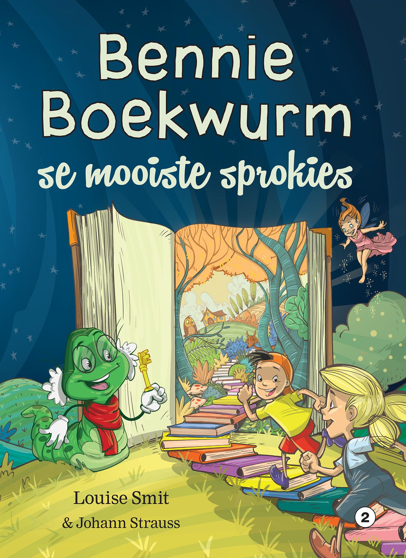 Picture of Bennie Boekwurm se Mooiste Sprokies : Boek 2