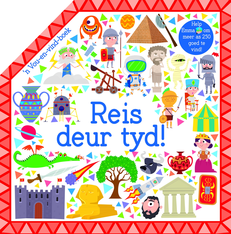 Picture of Vou en Vind: Reis Deur Tyd!