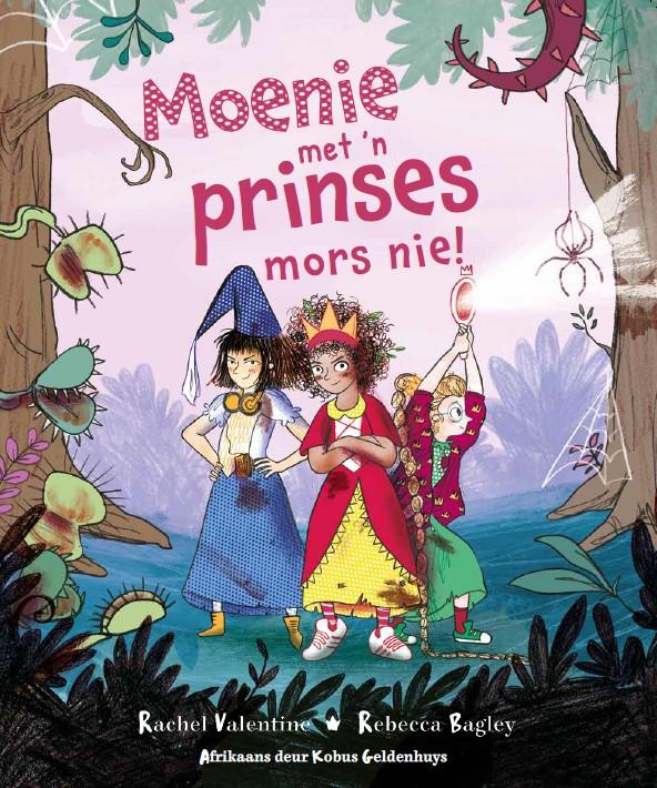 Picture of Moenie met 'n Prinses Mors Nie!