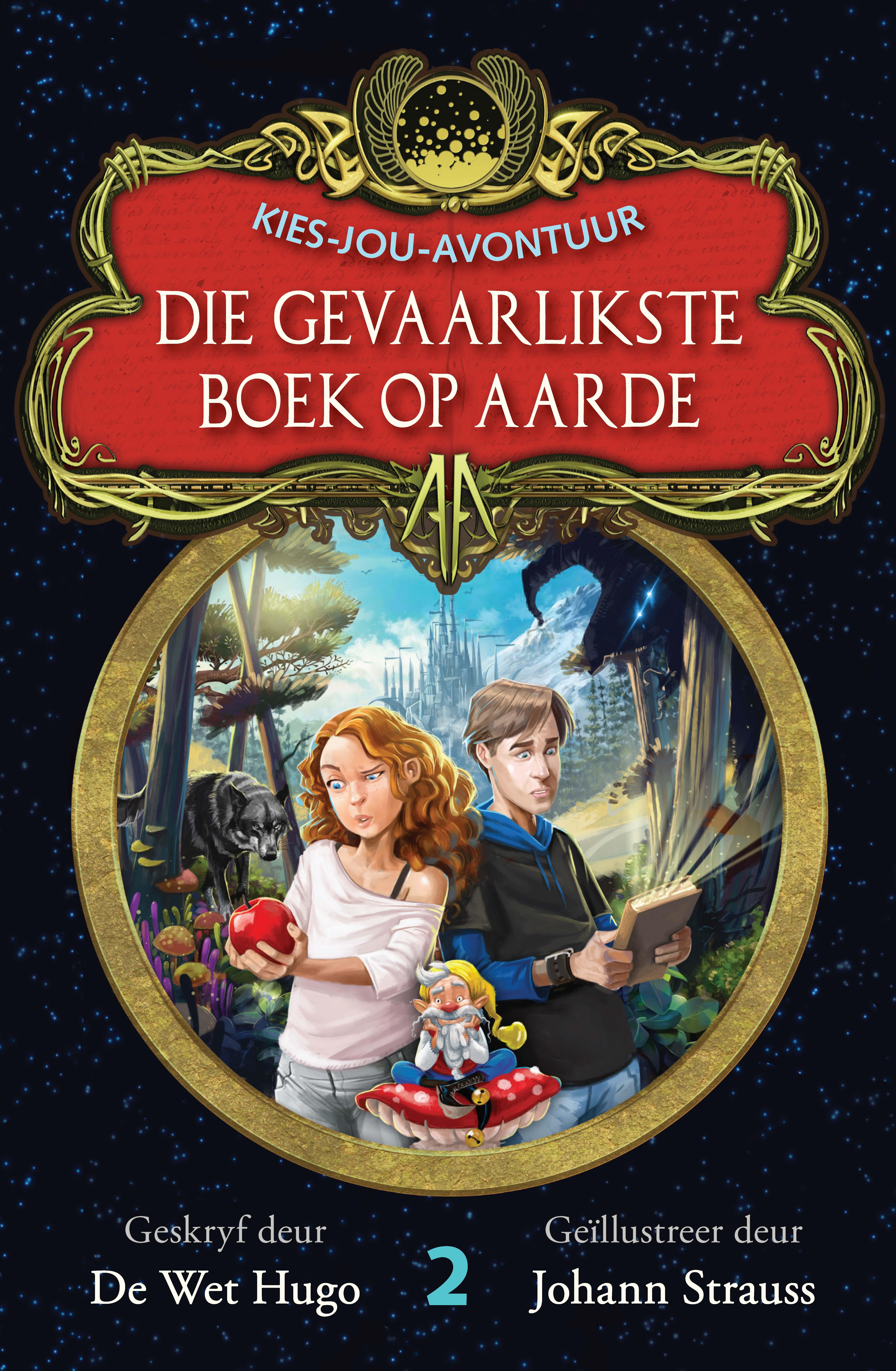 Picture of Kies-Jou-Avontuur 2: Die Gevaarlikste Boek op Aarde