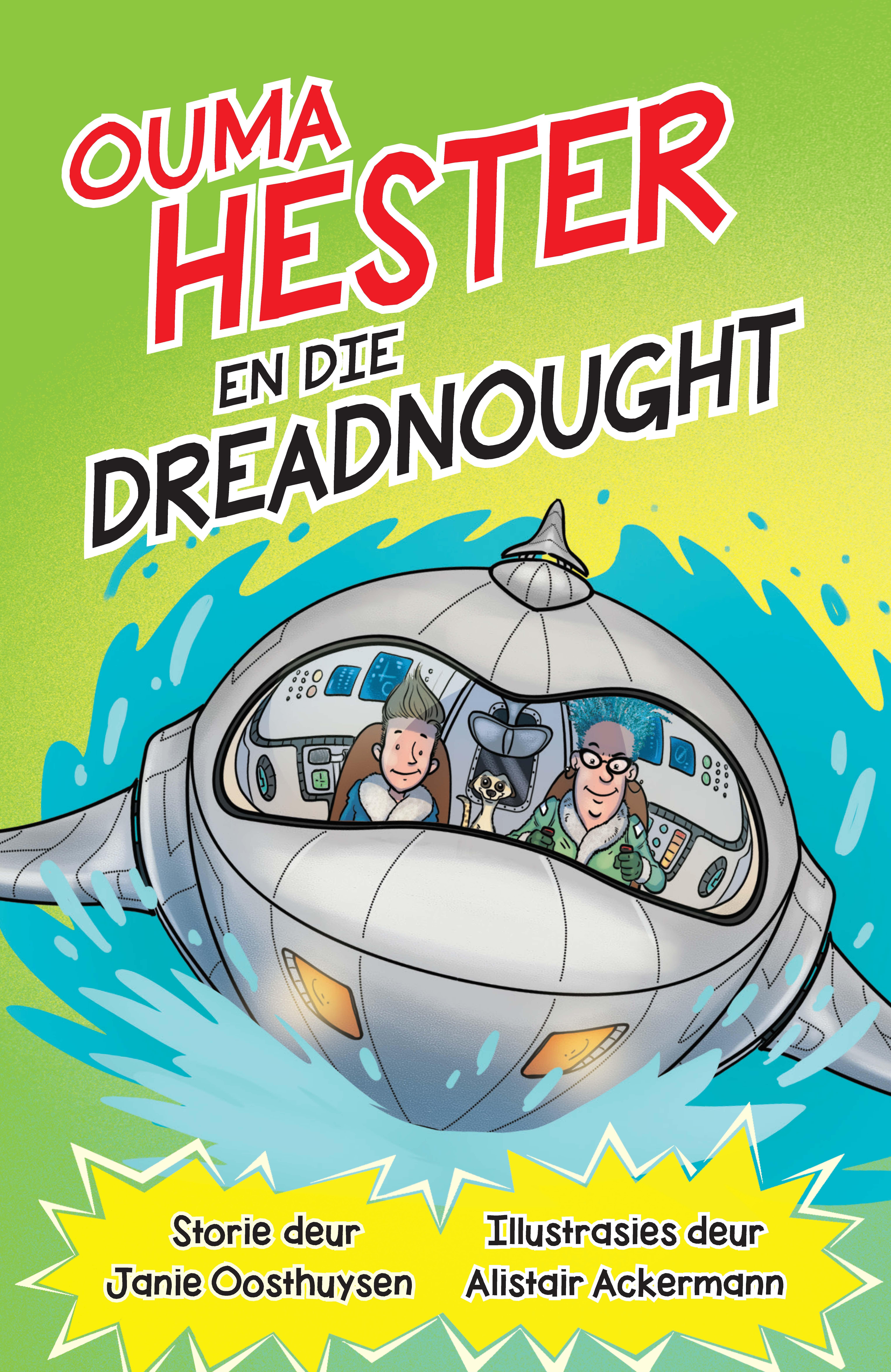 Picture of Ouma Hester en die Dreadnought (Boek 3)