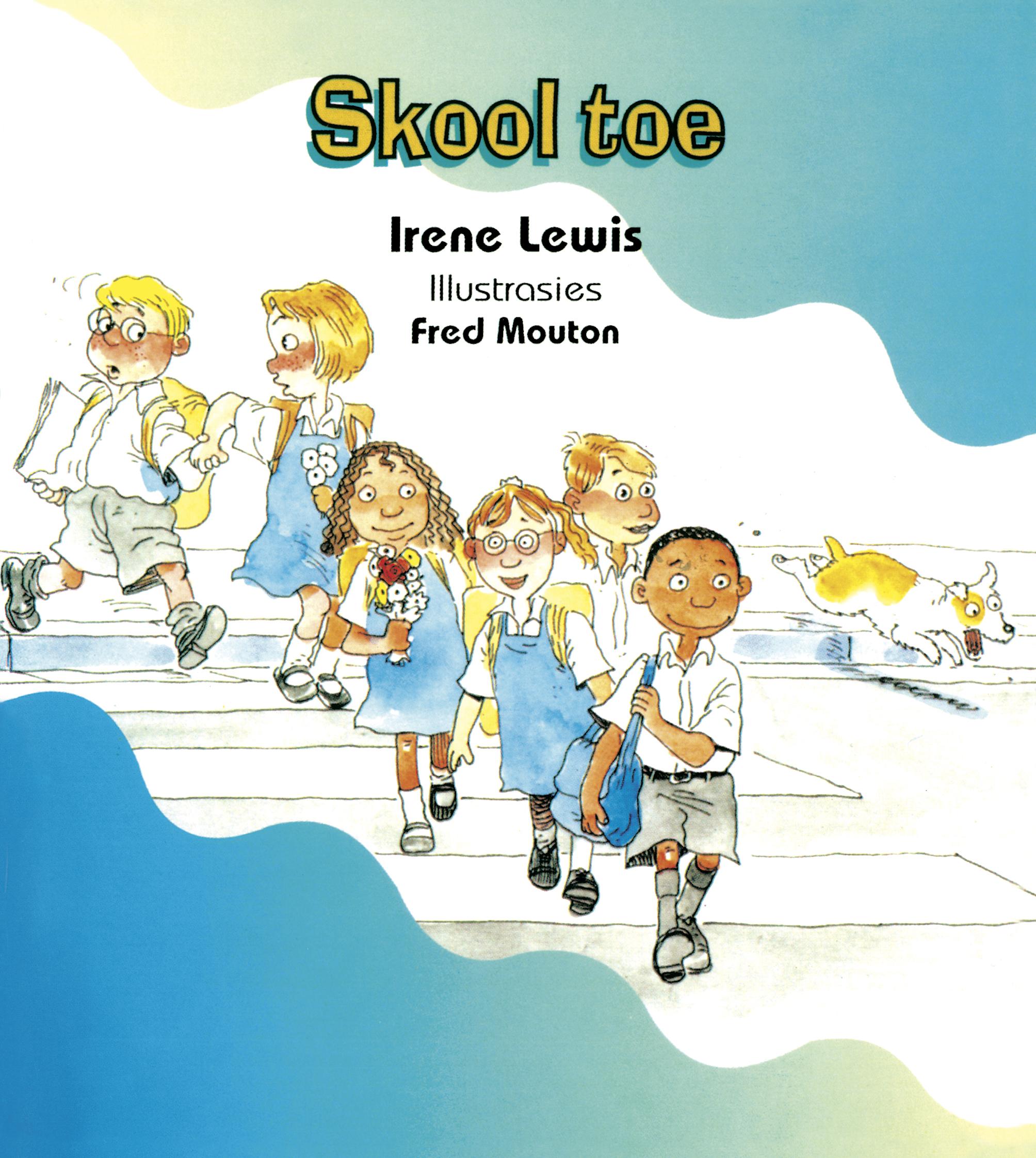 Picture of Skool toe : Grade R, Grade 1 : Vlak 1: Leesboek