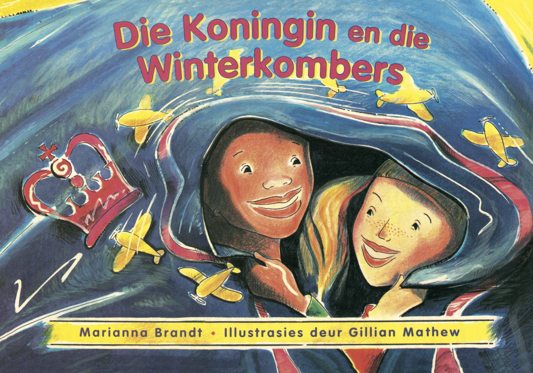 Picture of Koningin En Die Winterkombers