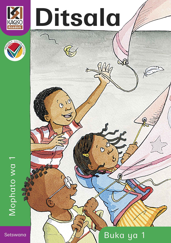 Picture of Kagiso Reader: Ditsala (NCS) : Grade 1 : Book 1
