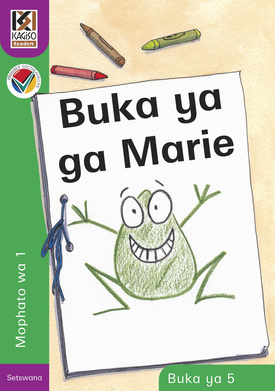 Picture of Kagiso Reader: Buka ya ga Kagiso (NCS) : Grade 1 : Book 5