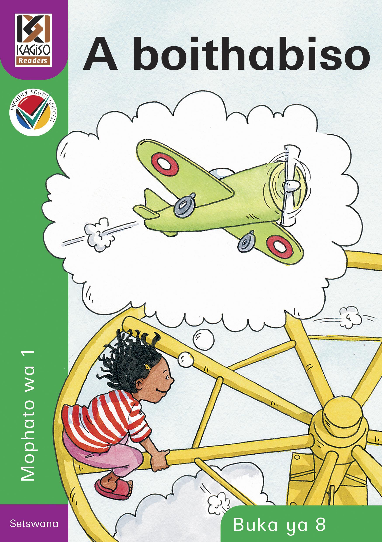 Picture of Kagiso Reader: Boitumelo (NCS) : Grade 1 : Book 8