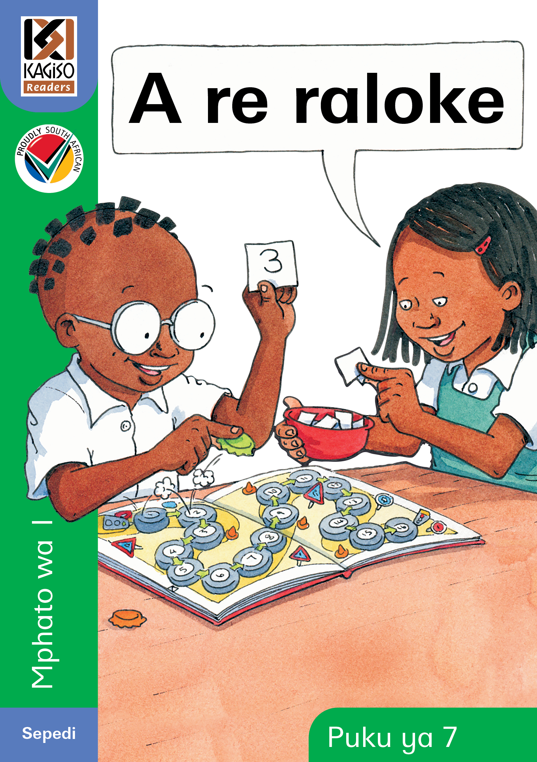 Picture of Kagiso Reader: a re raloke (NCS) : Grade R : Book 7