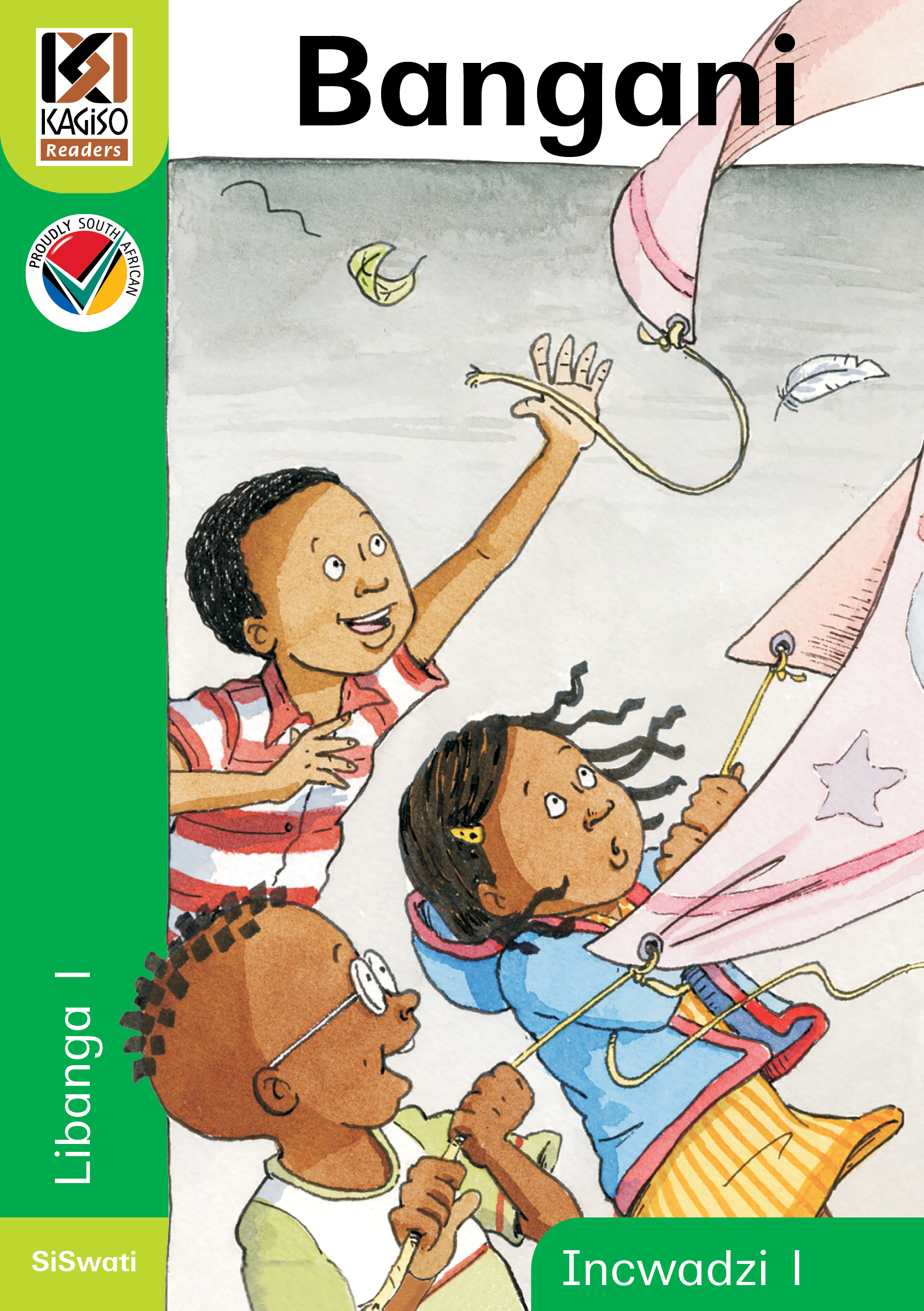 Picture of Kagiso Reader: Bangani (NCS): Grade R: Book 1