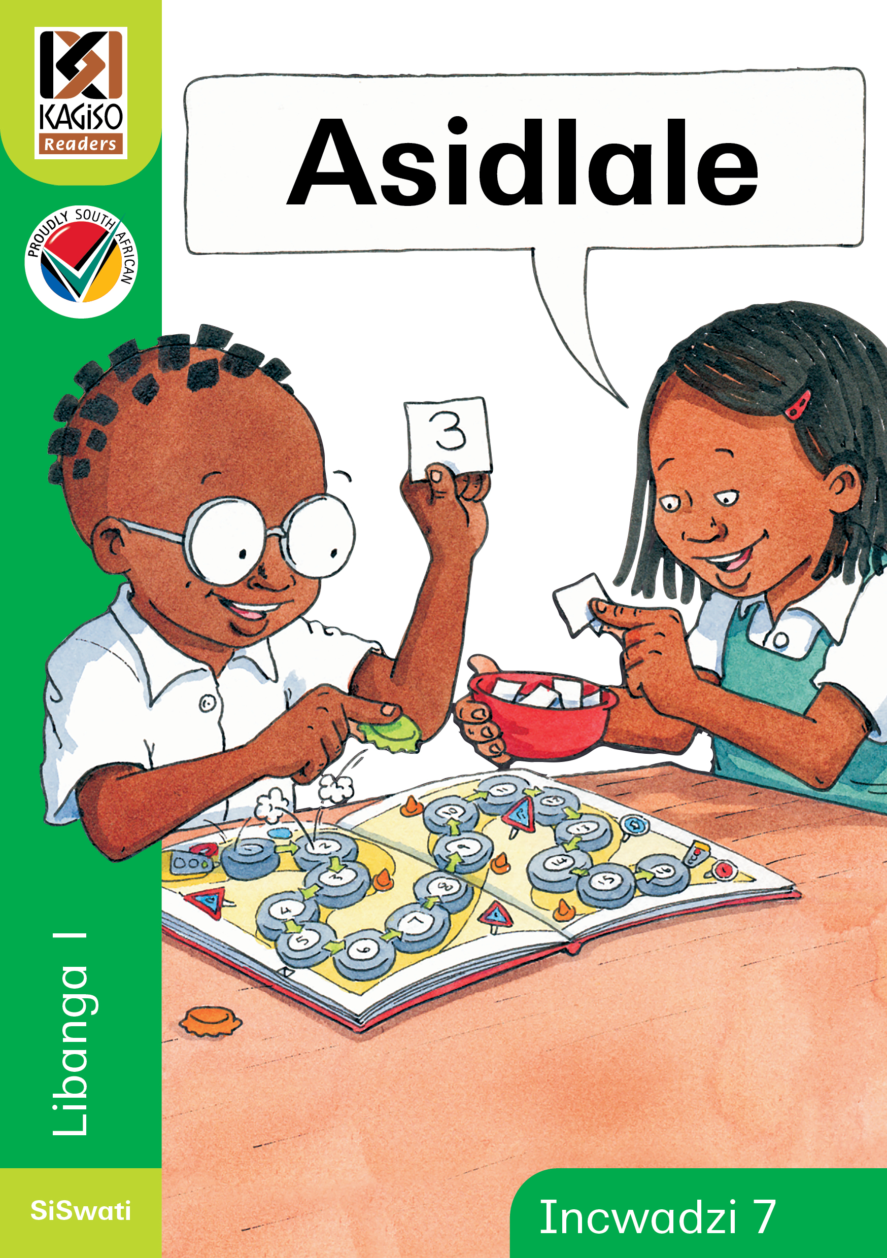 Picture of Kagiso Reader: Asidlale (NCS) : Grade R : Book 7