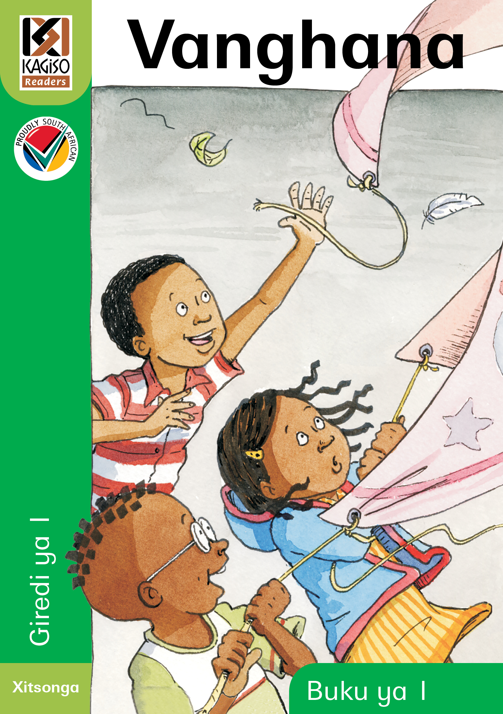 Picture of Kagiso Reader: Vanghana (NCS) : Grade R : Book 1