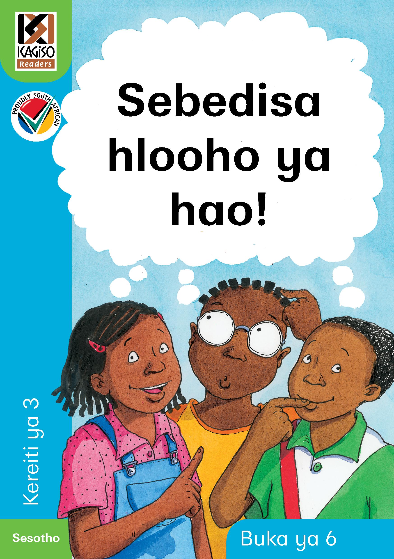 Picture of Sebedisa hlooho ya hao