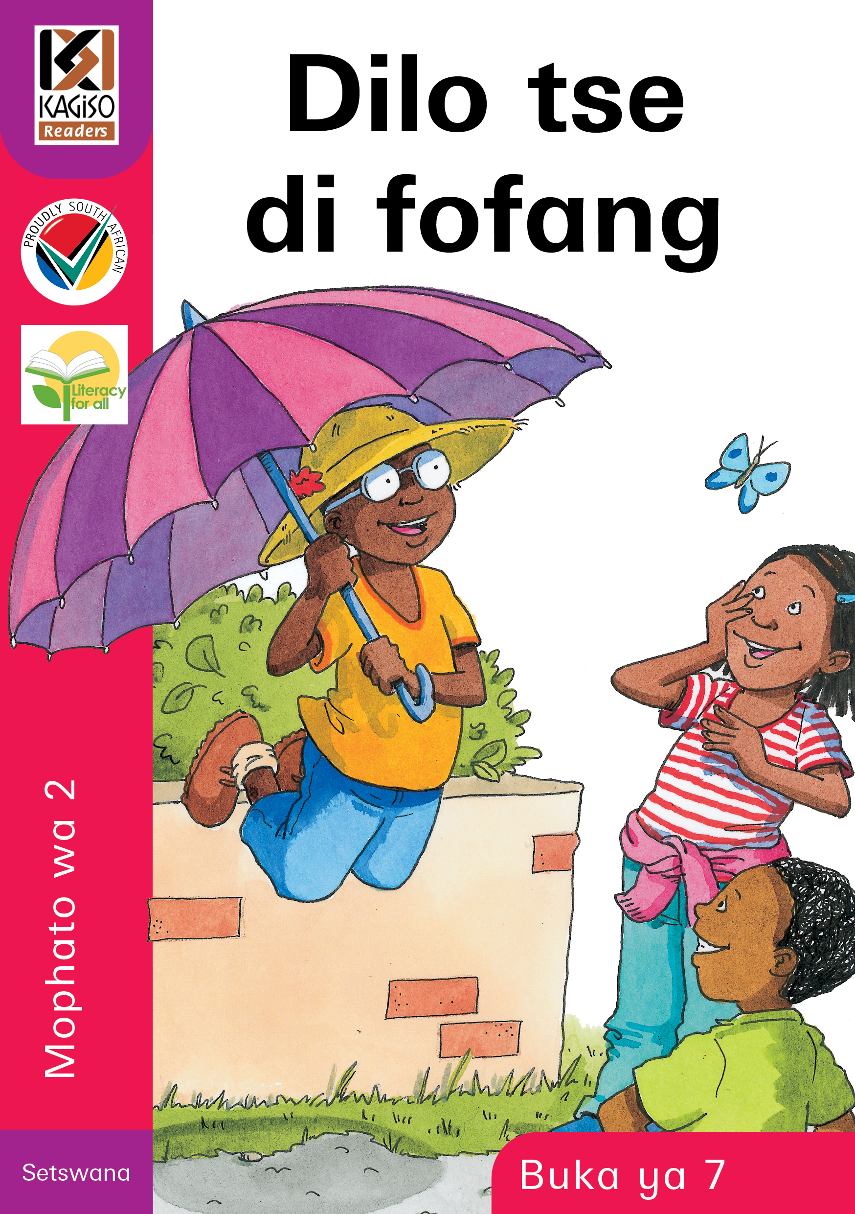 Picture of Dilo tse di fofang: Book 7: Gr 2: Reader