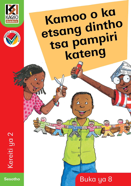 Picture of Ka moo o ka etsang dintho tsa pampiri ka teng