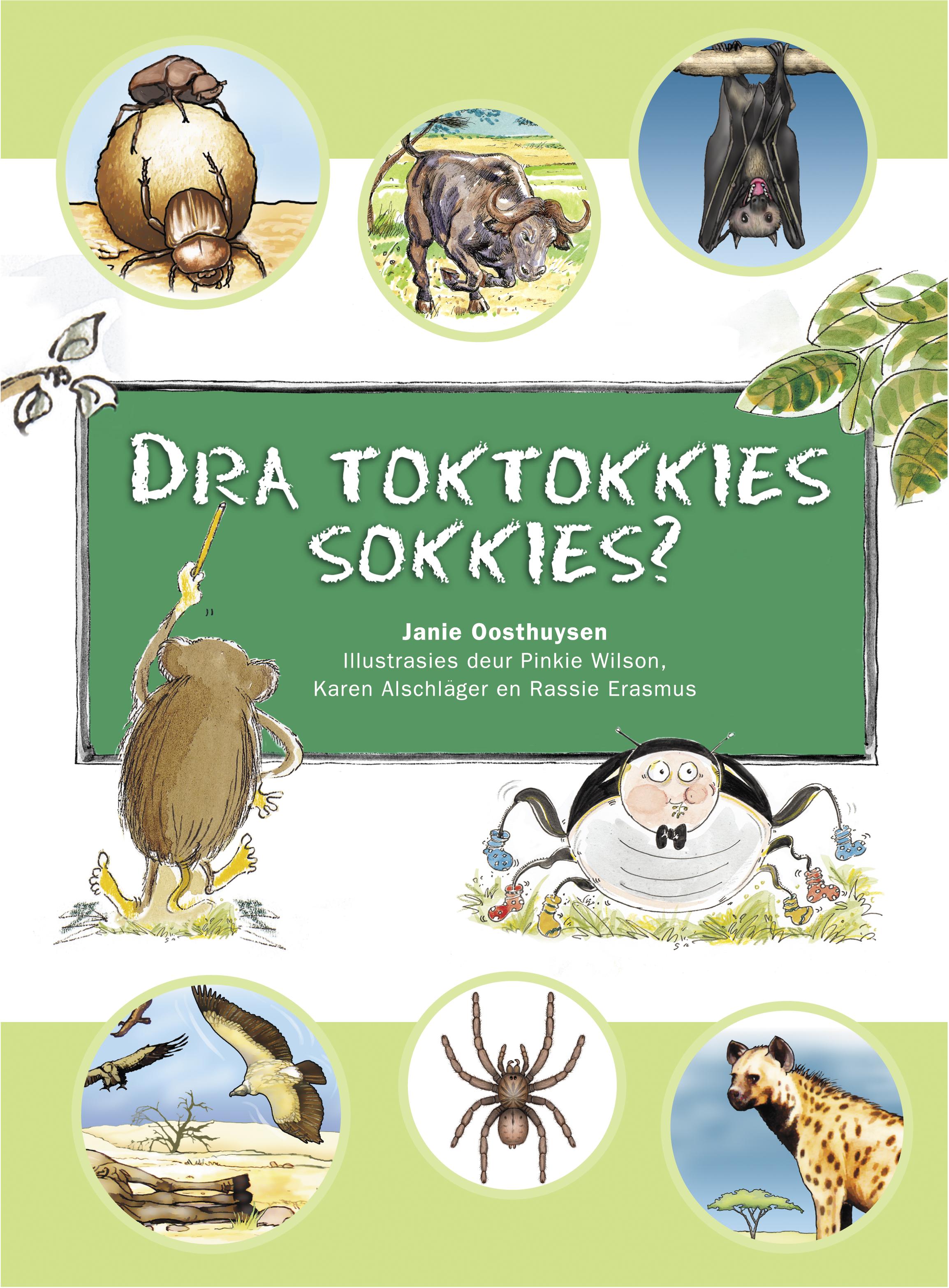 Picture of Dra toktokkies sokkies : Grade 6 : Leesboek