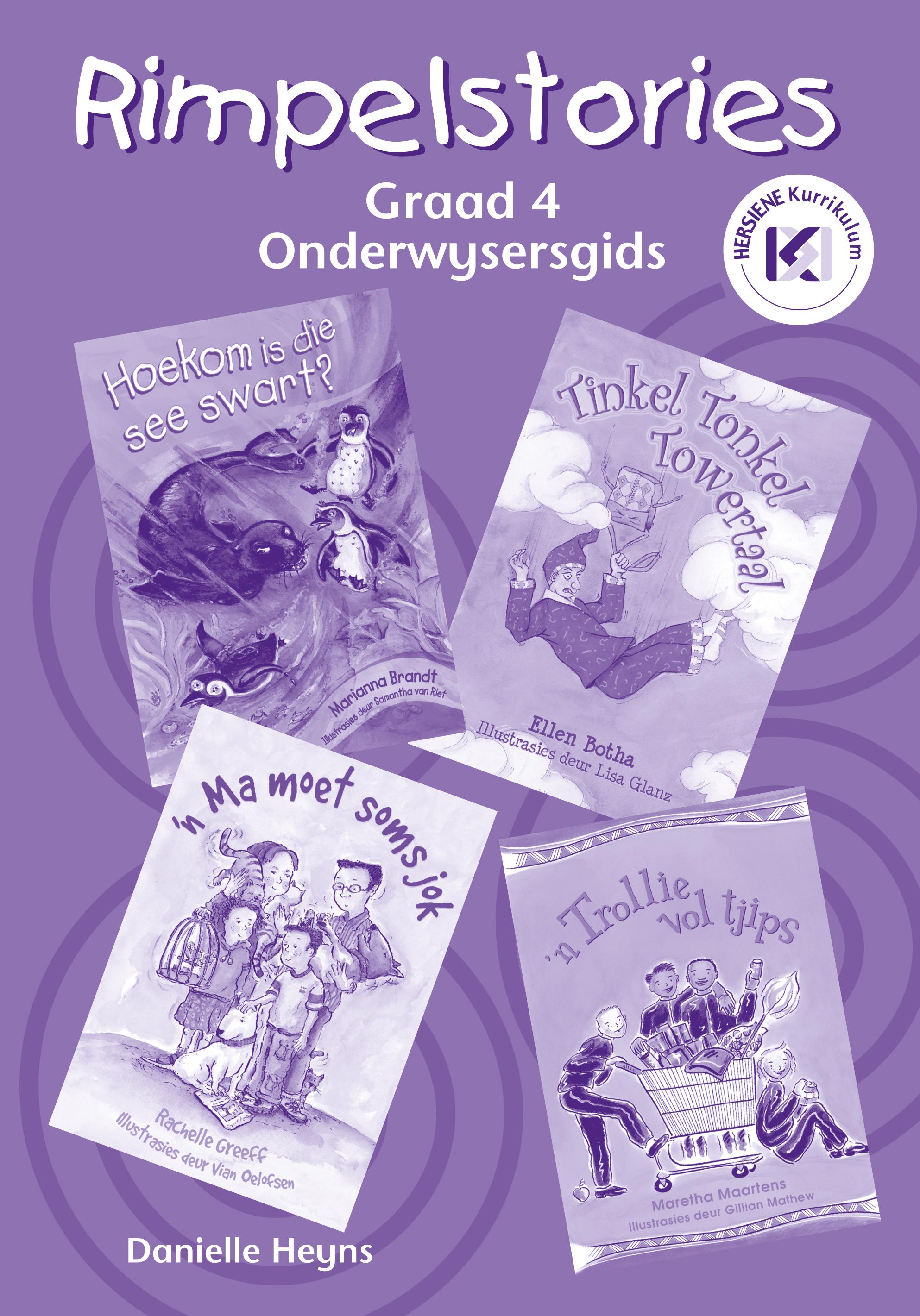 Picture of Rimpelstories Onderwysergids: Grade 4: Onderwysersgids