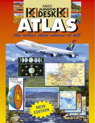 Picture of Kagiso junior desk atlas: Learner's book