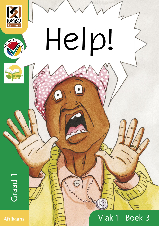 Picture of Help : Boek 3: Gr R: Leesboek