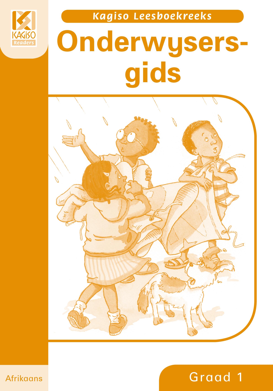 Picture of Kagiso leesboekreeks: Gr 1: Onderwysersgids