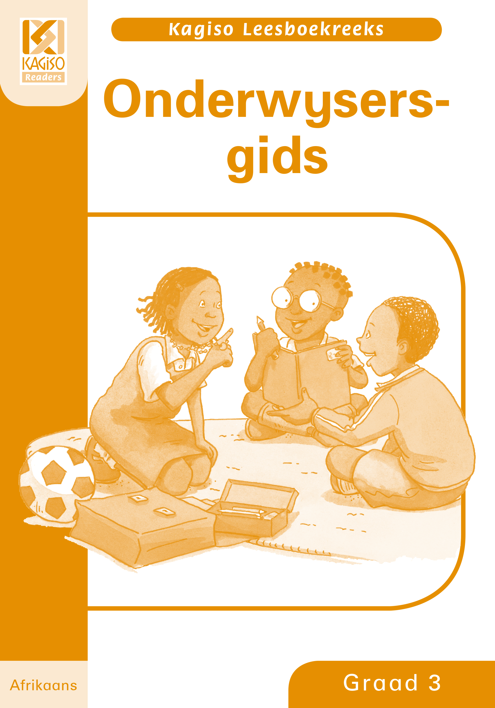 Picture of Afrikaans: Gr 3: Onderwysersgids