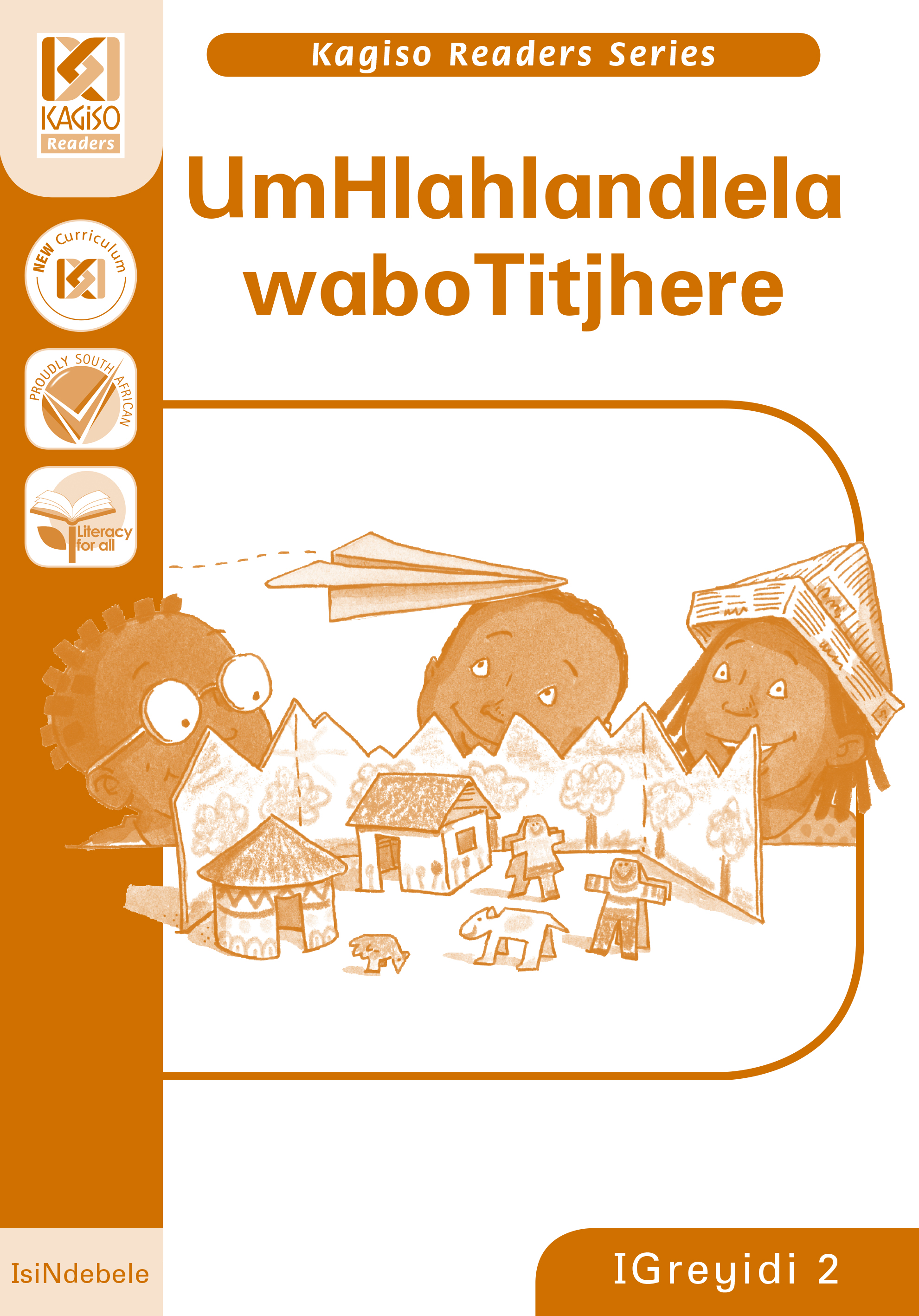 Picture of Kagiso Reader: Grade 1: Teacher's Guide (NCS)