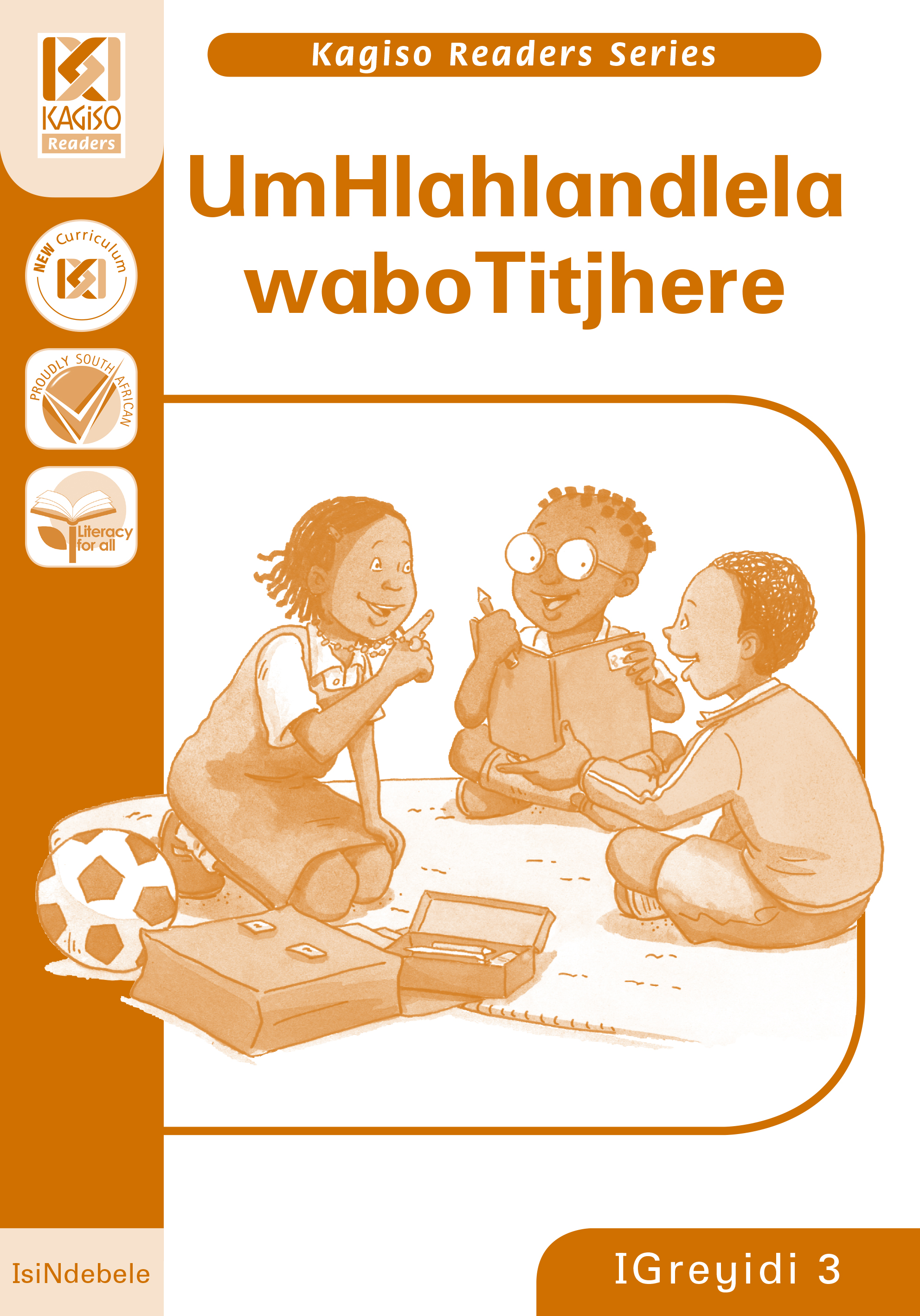 Picture of Kagiso readers NCS: Gr 3: Teacher's guide