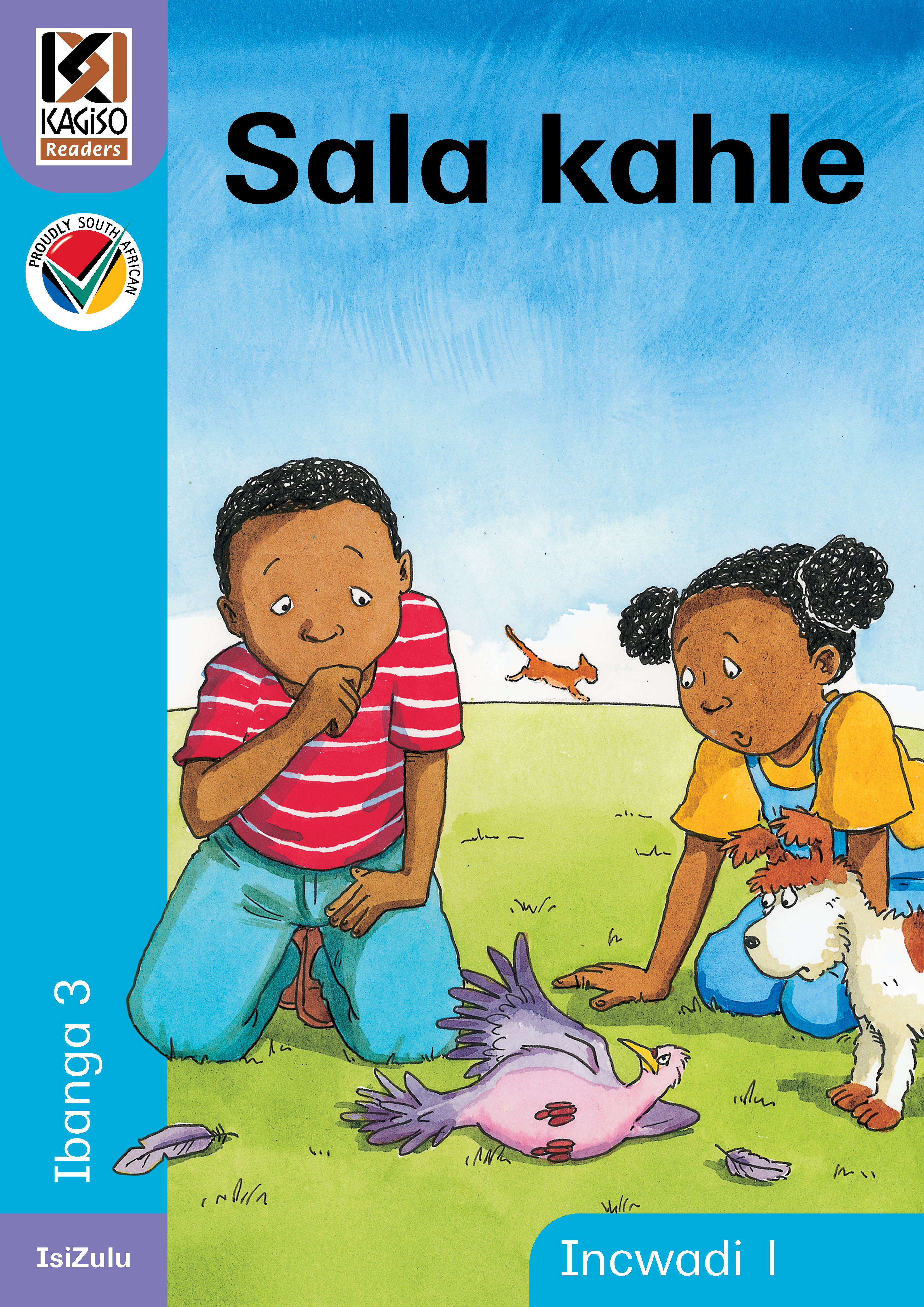 Picture of Sala kahle: Gr 3: Big book : Home language