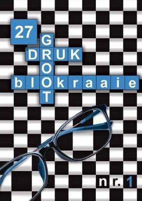 Picture of Grootdrukblokraai 1