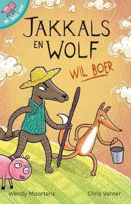 Picture of Jakkals en Wolf wil boer: Boek 8
