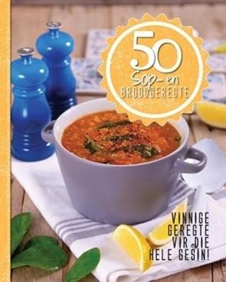 Picture of 50 sop- en broodgeregte