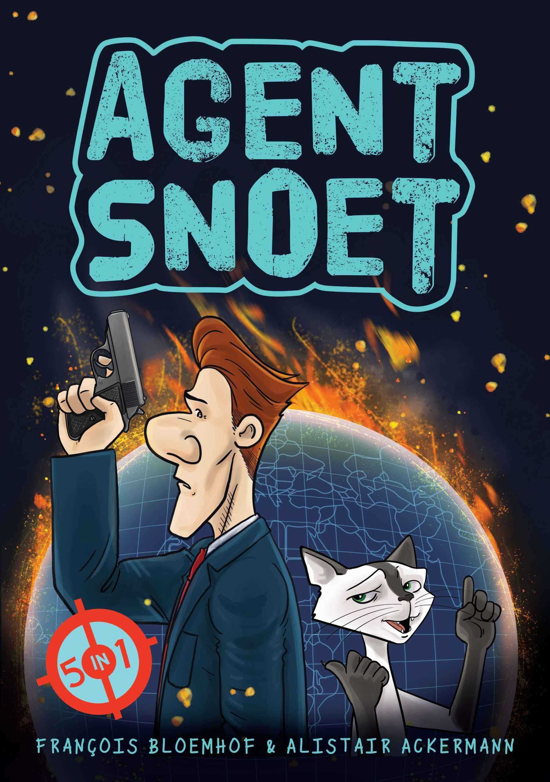 Picture of Agent Snoet