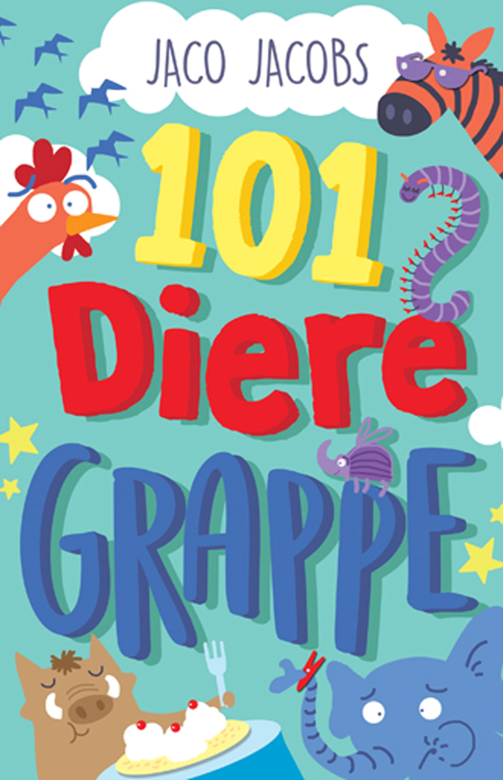 Picture of 101 dieregrappe